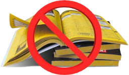 Yellowpages no more