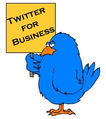 Twitter for Business Bird