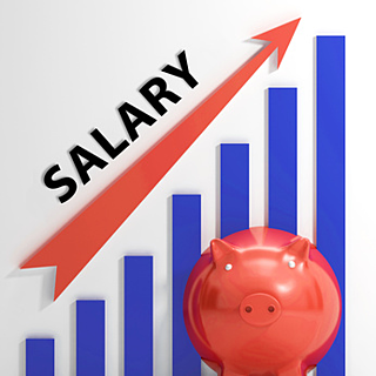 Increased Salary