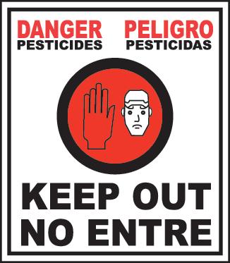 Danger - Pesiticides