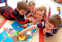 Gamification Children Playing