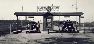 1940s Air Base