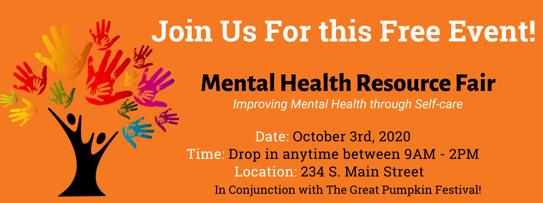 2020 Mental Health Fair - SAVE THE DATE(2)