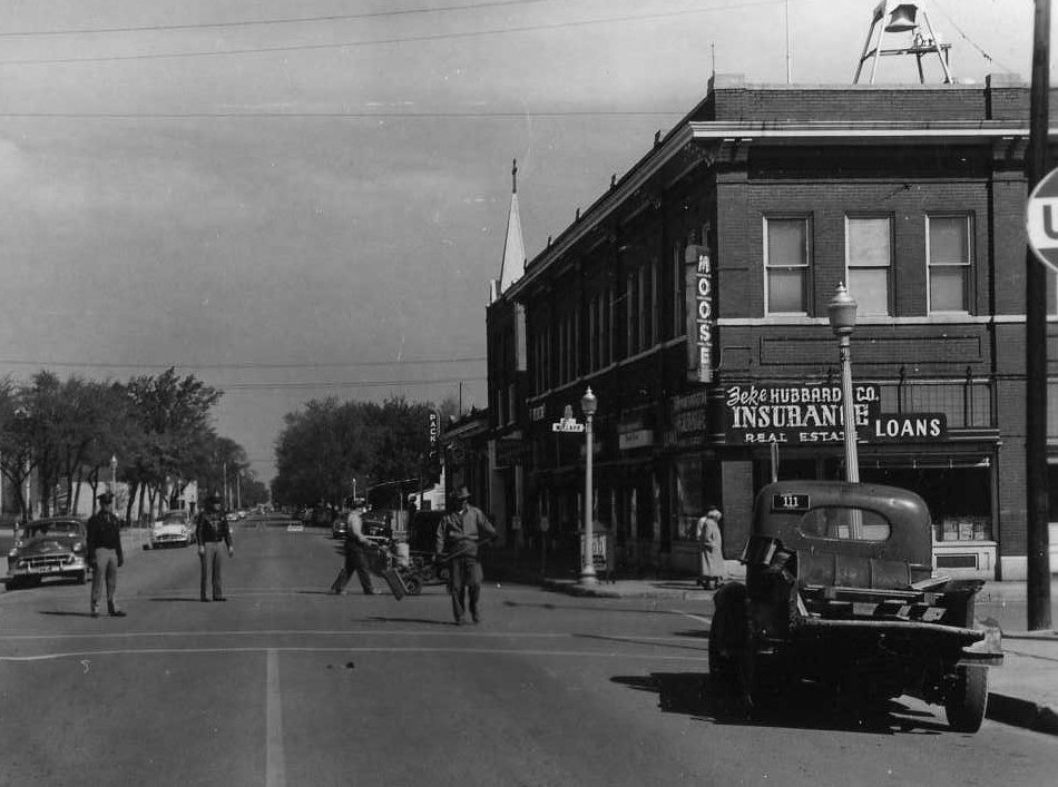 8. Eagles, Moose 1950s cropped