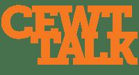 CEWT Talk Logo