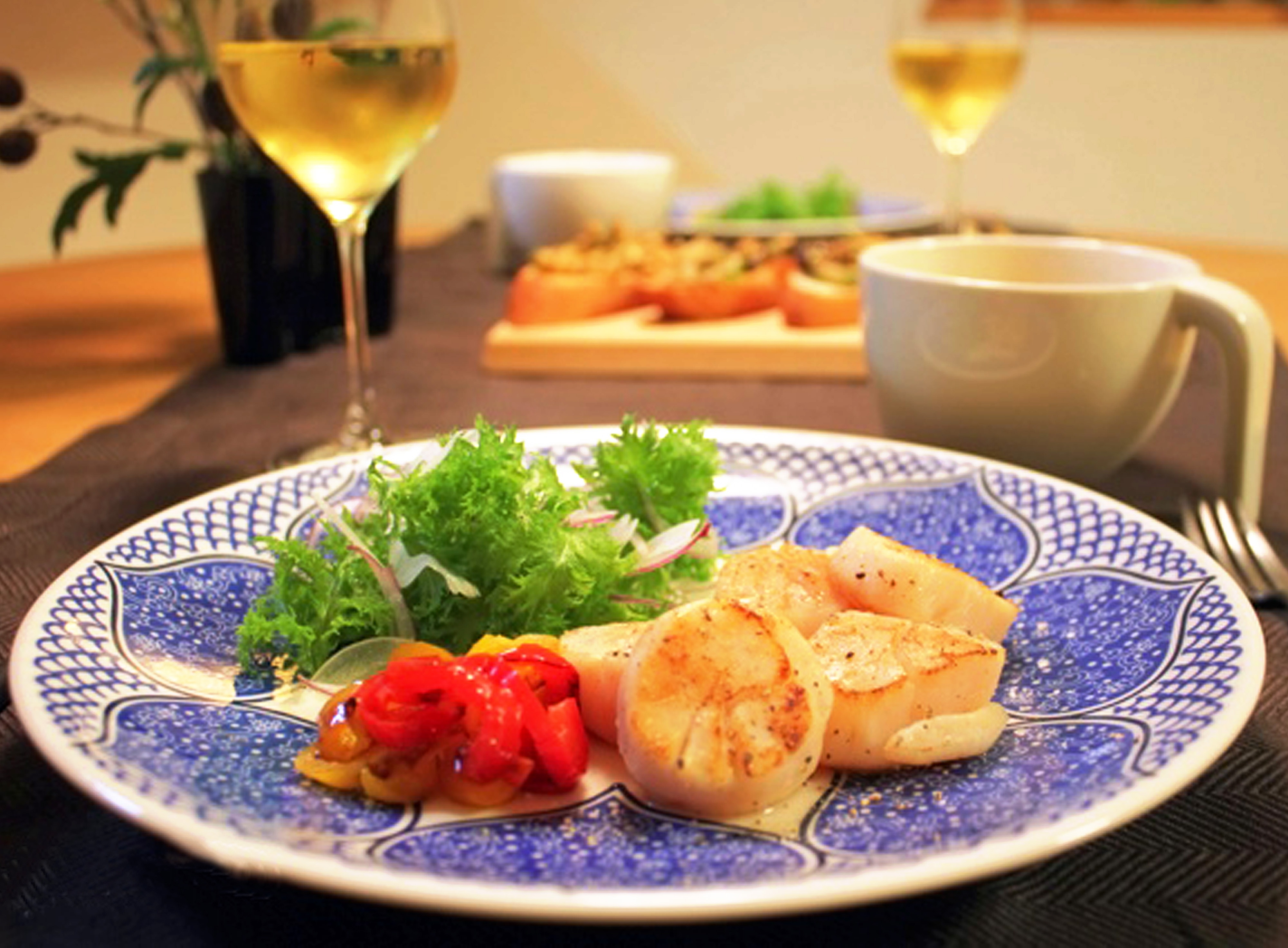 Coquilles St. Jaques