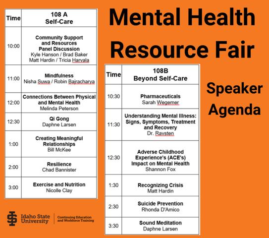 Mental Health Resource Fair-1