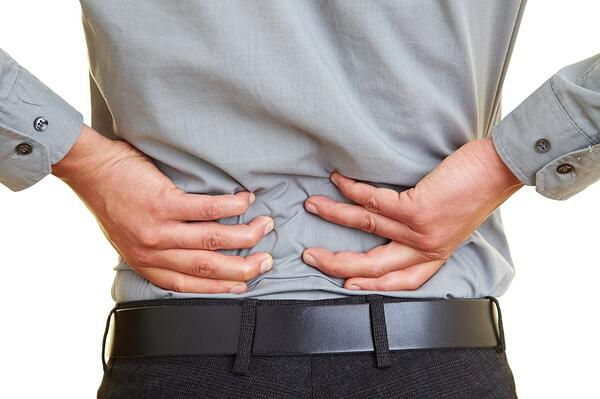 dolor de la espalda