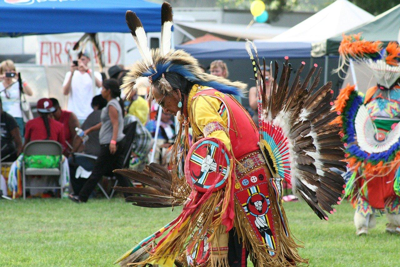 native american pow-wow