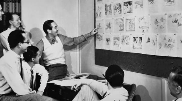 Walt Lessons
